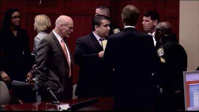 News video: No Federal charges for George Zimmerman
